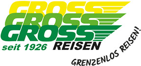 Logo GROSS REISEN Friedrich Gross OHG