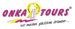 Logo Onka Tours GmbH & Co.KG